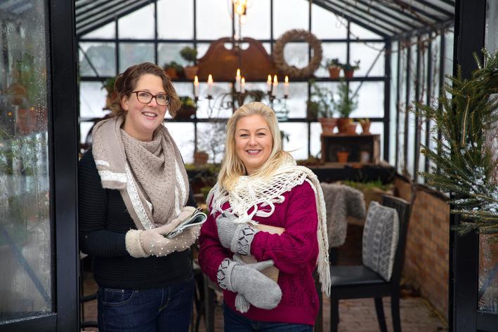 Hanna og Rebeccas blogg