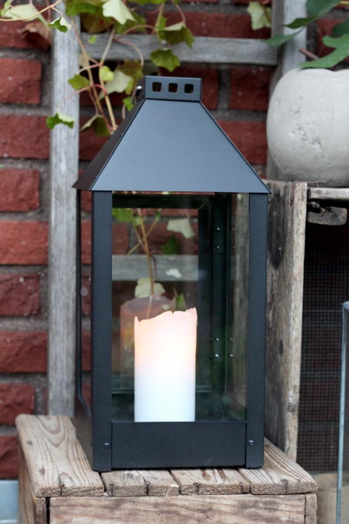 Lanterner, som kan tåle at stå ude